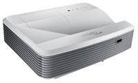 Мультимедийный проектор Optoma X320USTМультимедийные проекторы<br><br><br>Объектив: Ультракороткофокусный<br>Тип устройства: DLP<br>Класс устройства: стационарный<br>Рекомендуемая область применения: для интерактивной доски<br>Реальное разрешение: 1024x768