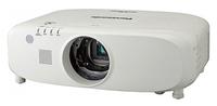 Мультимедийный проектор Panasonic PT-EW730ZLEМультимедийные проекторы<br>Проектор Panasonic PT-EW730ZLE рекомендован для установки в учебных аудиториях, конференц-залах, офисах и школах.<br><br>Объектив: Стандартный<br>Тип устройства: LCD x3<br>Класс устройства: стационарный<br>Рекомендуемая область применения: для офиса<br>Реальное разрешение: 1280x800