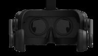 Шлем VR 3Glasses S1Шлемы VR<br><br><br>Вес: 280 гр<br>Размер: 19,20 х 10,20 х 9,80 см<br>Разрешение: 2880*1440