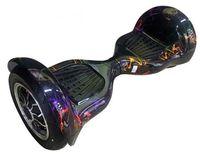 Smart Balance Wheel SUV 10 дюймов с колонками (цветная молния)Гироскутеры<br>Мини-сигвей Smart Balance Suv 10 дюймов с колонками:&amp;nbsp;Max скорость: 25 км/чзапас хода: 20 кмразмер колес: 10Max вес: 20 кг - 130 кгмасса: 13,5 кг<br><br>Максимальная скорость: 25 км/ч<br>Дальность пробега на одной зарядке: 20 км<br>Размер колес: 10<br>Вес водителя: 20-130 кг<br>Вес: 13,5 кг<br>Максимальный угол подъема: 15 градусов<br>Радиус разворота: 360 градусов<br>Габариты: 584х186х178 мм<br>Мощность: 2 колеса по 500 Вт