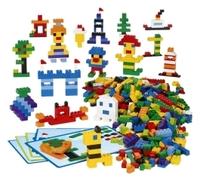 45020 Кирпичики LEGO® для творческих занятийОбразовательные решения LEGO<br>Возрастная категория:&amp;nbsp;4+Тип кубиков:&amp;nbsp;LEGO&amp;reg; System&amp;reg;Количество деталей: 1000<br>