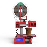 3D Принтер Winbo Super Helper SH155L3D Принтеры<br>Кол-во экструдеров:&amp;nbsp;1Область построения (мм):155x155x205Толщина слоя: 40микронТолщина нити:&amp;nbsp;1.75 ммРасходники:&amp;nbsp;PLAПлатформа:&amp;nbsp;без&amp;nbsp;подогревaГарантия:&amp;nbsp;1 год.<br><br>Кол-во экструдеров: 1<br>Область построения (мм): 155x155x205<br>Толщина слоя: 40 микрон<br>Диаметр нити: 1,75<br>Толщина нити: 1,75<br>Расходники: PLA<br>Платформа: без подогрева<br>Гарантия: 1 год<br>Страна производитель: Китай<br>Вес: 3.6 кг