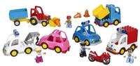 45006 Муниципальный транспорт DUPLOДошкольное образование<br>Возрастная категория:&amp;nbsp;2-5Тип кубиков:&amp;nbsp;LEGO&amp;reg; DUPLO&amp;reg;Количество деталей:&amp;nbsp;32<br>