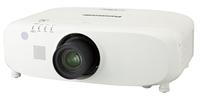 Мультимедийный проектор Panasonic PT-EZ770ZEМультимедийные проекторы<br>Проектор Panasonic PT-EZ770ZE рекомендован для установки в учебных аудиториях, конференц-залах, офисах и школах.Неограниченные возможности при установке:Совместим с опциональным блоком коммутации&amp;nbsp;ET-YFB100G&amp;nbsp;или другими коммутаторами, поддерживающими технологию HDBaseTФункция регулировки цвета для мультиэкранных проекцийМоторизованные оптическое увеличение и фокусУгловая коррекция трапецеидальных искаженийКонструкция с установкой объектива по центру, широкий спектр&amp;nbsp;дополнительных объективовМоторизованное смещение объектива по вертикали и горизонталиКоррекция трапецеидальных искажений по горизонтали и вертикалиМеханический затвор объектива полностью блокирует раздражающее свечение проектора, в те моменты, когда он не используется, например во время дискуссии на совещанииСовместимы с PJLink, Crestron , Crestron Connected? и AMX Device DiscoveryШирокий спектр разъемов, включая Display Port, HDMI и DVI-DФункция Side-By-Side и P-in-PВстроенный динамик 10 ВтСлежение за проектором через Web-браузерПрограмма Multi Projector Monitoring &amp;amp; Control Software для слежения и управления несколькими проекторами по локальной сети<br><br>Объектив: Стандартный<br>Тип устройства: LCD x3<br>Класс устройства: стационарный<br>Рекомендуемая область применения: для офиса<br>Реальное разрешение: 1920x1080 (Full HD)
