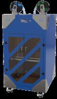 3D принтер Зверь 4.0 PRO3D Принтеры<br>Кол-во экструдеров: 2Область построения (мм):500x500x800Толщина слоя: 50&amp;nbsp;микронТолщина нити:&amp;nbsp;1.75 ммРасходники:&amp;nbsp;ABS,PLA, Hips, SBS, neylon, PVA, Wood, Flex, POM, PEEK, угленаполненные материалыПлатформа:&amp;nbsp;c&amp;nbsp;подогревомГарантия:&amp;nbsp;1 год.Бонус10 катушек пластика в подарок<br><br>Кол-во экструдеров: 2<br>Область построения (мм): 500x500x800<br>Толщина слоя: 50 микрон<br>Диаметр нити: 1,75<br>Толщина нити: 1,75<br>Расходники: ABS,PLA, Hips, SBS, neylon, PVA, Wood, Flex, POM, PEEK, угленаполненные материалы<br>Платформа: с подогревом<br>Гарантия: 12 месяцев<br>Страна производитель: Россия<br>Диаметр сопла (мм): 0,4
