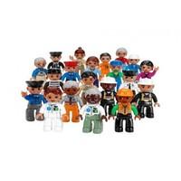9224 ГОРОДСКИЕ ЖИТЕЛИ DUPLOРобототехника и конструкторы<br>Возрастная категория:&amp;nbsp;2+Тип кубиков:&amp;nbsp;LEGO&amp;reg; DUPLO&amp;reg;Количество деталей: 20<br>