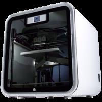 3D принтер 3D Systems CubePro Trio3D Принтеры<br>3D принтер CubePro&amp;nbsp;TrioПроизводитель: 3DSystems, СШАКоличество экструдеров: 3Размер печати:&amp;nbsp;18.5 х 27.3 х 24.1Толщина слоя: 0,075 мм (75 микрон)Температура экструдера:&amp;nbsp;до 280 &amp;deg;CСкорость печати:&amp;nbsp;15 мм/сЭлектропитание:&amp;nbsp;110-240 ВПоддерживаемые форматы файлов:&amp;nbsp;.STLИнтерфейс подключения:&amp;nbsp;USB, WiFi 802.11b/g<br><br>Платформа: без подогрева<br>Операционная система: Windows, Linux, Mac OS<br>Вес: 38,5 кг<br>Экран: OLED<br>Размеры (ДхШхГ): 578x578x591 мм<br>Кол-во головок: 3<br>Страна производитель: США<br>Толщина нити: 1,75 мм<br>Гарантия: 90 дней<br>Назначение: Персональный<br>Технология печати: PJP<br>Диаметр сопла (мм): 0,4<br>Область построения (мм): 185х273х241<br>Максимальное разрешение (микрон): 75 микрон<br>Интерфейс подключения: USB, WiFi 802.11b/g<br>Программное обеспечение: В комплекте<br>Поддерживаемые форматы файлов: .STL<br>Электропитание: 110-240 В<br>Скорость печати: 15 мм/с<br>Температура экструдера: до 280 °C
