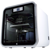 3D принтер 3D Systems CubePro Duo3D Принтеры<br>3D принтер CubePro&amp;nbsp;Duo:Производитель: 3DSystems, СШАКоличество экструдеров: 2Размер печати:&amp;nbsp;27.5 x 26.5 x 24.0Толщина слоя: 0,075 мм (75 микрон)Температура экструдера:&amp;nbsp;до 280 CСкорость печати:&amp;nbsp;15 мм/сЭлектропитание:&amp;nbsp;110-240 ВПоддерживаемые форматы файлов:&amp;nbsp;.STL<br><br>Кол-во экструдеров: 2<br>Область построения (мм): 275х265х240<br>Толщина нити: 1,75 мм<br>Платформа: без подогрева<br>Гарантия: 90 дней<br>Страна производитель: США<br>Диаметр сопла (мм): 0,4