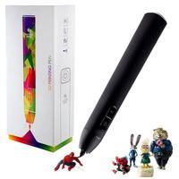 3D Ручка Polyes PS3D Ручки<br>В отличии от 3D ручек которые рисуют пластиками, 3D ручка Polyes PS не нагревается поэтому она быстрее начинает работу.<br><br>Энергопотребление: 40-60 минут рисования<br>Материал: Soft touch