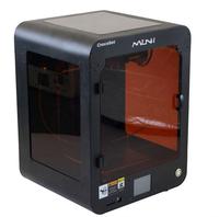 3D Принтер Createbot Mini I (1 экструдер)3D Принтеры<br>3D Принтер Createbot Mini I (1 экструдер):Кол-во головок: 1  Область печати: 150х150х220 мм Расходники: ABS, PLA Толщина слоя: 0,1 - 0,3 мм Скорость: 80-150 (45 см3/час) Подогреваемая платформа: нет Поддерживаемая ОС: Linux, Unix, Windows 8, Windows 7, Windows XP Подсоединение: USB, SD Формат файлов: STL, OBJ, DAE, BMP, JPG Энергопотребление: 220В, 50/60Hz, 4.0A Вес, кг: 11 Габариты, см: 32,5&amp;times;30,3&amp;times;42,8 Гарантия: 1 год<br><br>Кол-во экструдеров: 1<br>Область построения (мм): 150х150х220<br>Толщина слоя: 100 микрон<br>Толщина нити: 1,75 мм<br>Расходники: ABS, PLA<br>Платформа: без подогрева<br>Гарантия: 1 год<br>Страна производитель: Китай<br>Диаметр сопла (мм): 0,4