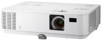Мультимедийный проектор NEC V332XМультимедийные проекторы<br>Проектор NEC V332X рекомендован для установки в учебных аудиториях, конференц-залах, офисах и школах.<br><br>Объектив: Стандартный<br>Тип устройства: DLP<br>Класс устройства: портативный<br>Рекомендуемая область применения: для офиса<br>Реальное разрешение: 1024x768