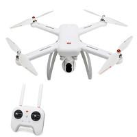 Квадракоптер Xiaomi mi drone 4kКвадрокоптеры<br>Характеристики:Тип мультикоптера:квадрокоптер (4 винта)Защита винтов:естьМаксимальная высота полета:120 мМаксимальная скорость набора высоты:6 м/cМаксимальная скорость полета:18 м/cВстроенные датчики:GPS, ГЛОНАСС, акселерометр, магнитометр, ультразвуковой датчикУправление полётомТип управлениярадиоканал, пульт управления в комплектеАвтопилот:естьВозвращение в точку взлета:естьДальность управления:2000 м (радиоканал)Поддержка мобильных ОС:AndroidКамераКамера:внешняя в комплектеВид от первого лица (FPV):естьУгол обзора камеры:94 &amp;deg;Разрешение видеосъемки:2160pРазрешение фотосъемки:4000x3000 пикс.Дистанционное управление положением камеры:три осиПитаниеАккумулятор:5100 мА*час, 15.2 ВМаксимальное время полета:27 минВремя зарядки аккумулятора:90 минТип питания пульта управления:встроенный аккумулятор<br>