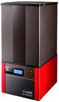 3D принтер Nobel 1.0A3D Принтеры<br>3D принтер Nobel 1.0:Кол-во головок: 1 Область печати: 128x128x200 мм Расходники: фотополимер, Фотополимерная смола Толщина слоя: 0,025 - 0,1 мм Поддерживаемая ОС: Windows, Mac Подсоединение: USB Формат файлов: .stl, .3w Энергопотребление: 220 В Вес, кг: 9,6 Габариты, см: 28х33,7х59 Гарантия: 1 год<br><br>Толщина слоя: 25 микрон<br>Расходники: Фотополимер<br>Страна производитель: Тайвань