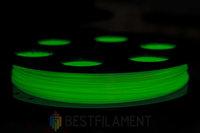 PLA пластик Bestfilament 1.75 мм для 3D-принтеров 0.5 кг, светящийся в темнотеПластик для 3D Принтера<br>PLA пластик Bestfilament 1.75 мм для 3D-принтеров 0.5 кг, светящийся в темноте:Страна производства:&amp;nbsp;РоссияВид намотки:&amp;nbsp;КатушкаПроизводитель:&amp;nbsp;BestfilamentДиаметр нити: 1,75 ммТип пластика:&amp;nbsp;PLAВес: 0.5 кг<br><br>Цвет: Светящийся зеленый<br>Диаметр нити: 1,75 мм<br>Вес: 0,5 кг<br>Производитель: Bestfilament<br>Страна производства: Россия