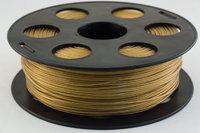 PLA пластик Bestfilament 1.75 мм для 3D-принтеров 1 кг, золотистый металикПластик для 3D Принтера<br>PLA пластик Bestfilament 1.75 мм для 3D-принтеров 1 кг, золотистый металик:Страна производства:&amp;nbsp;РоссияВид намотки:&amp;nbsp;КатушкаПроизводитель:&amp;nbsp;BestfilamentДиаметр нити: 1,75 ммТип пластика:&amp;nbsp;PLAВес: 1 кг<br><br>Цвет: Золотистый-металик<br>Диаметр нити: 1,75 мм<br>Вес: 0,1 кг<br>Производитель: Bestfilament<br>Страна производства: Россия