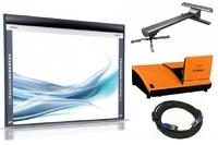 Интерактивный комплект Hitachi ПремиумИнтерактивные комплекты<br>В комплекте Hitachi Комфорт:Интерактивная доска&amp;nbsp;Hitachi StarBoard FX-TRIO-77S;Ультракороткофокусный проектор Hitachi ED-A110;Крепление для проектора STP-16S настенное;Кабель CS VGA 15-pin (M) to (M), 15 метров Classic Solution;Переходник из HDMI в VGA<br>