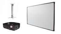 Интерактивный комплект YesVision 80Интерактивные комплекты<br>В комплекте:Интерактивная доска&amp;nbsp;YesVision BS80;Мультимедиа-проектор&amp;nbsp;InFocus IN114x;Крепление для проектора Reflecta Tapa (штанга 430-650 мм) (нагрузка до 12 кг);Кабель HDMI-HDMI 15.0 метров, v1.4, 5bites<br>