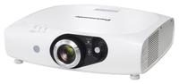 Мультимедийный проектор Panasonic PT-RZ370Мультимедийные проекторы<br>Проектор Panasonic PT-RZ370 рекомендован для установки в учебных аудиториях, конференц-залах, офисах и школах.<br><br>Объектив: Стандартный<br>Тип устройства: DLP<br>Класс устройства: стационарный<br>Рекомендуемая область применения: для офиса<br>Реальное разрешение: 1920x1080 (Full HD)