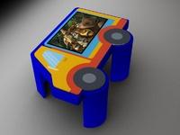 Интерактивный стол Грузовичок 32 Full HD 4 касанияИнтерактивные столы <br>Сферы применения:Детские сады;Школы;Игровые зоны в Банках, Ресторанах, Отелях.Особенности:интуитивно понятный интерфейс;компактные размеры;возможность установки приложений сторонних разработчиков;275 встроенных игр и приложений.Возможно изменение комплектации исходя из ваших желаний и потребностей.<br>