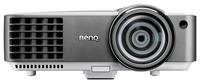 Мультимедиа-проектор BenQ MX819STМультимедийные проекторы<br>Короткофокусный проектор может быть установлен перед интерактивной доской на расстоянии от 0.5 до 1.5 метра. С помощью специального настенного или потолочного крепления проектор может быть закреплен над доской. Установленный таким образом проектор не мешает передвижениям пользователя перед доской и гарантированно застрахован от случайных повреждений.Проектор BenQ MX819ST оснащен функцией удаленного администрирования и контроля. Вы можете управлять несколькими проекторами BenQ MX816ST, подключенными по сетевому кабелю, из единого центра управления. Проектор дополнительно поддерживает Crestron, PJ-Link и SNMP<br><br>Объектив: Короткофокусный<br>Тип устройства: DLP<br>Класс устройства: портативный<br>Рекомендуемая область применения: для интерактивной доски<br>Реальное разрешение: 1024x768