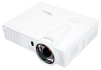 Мультимедийный проектор Optoma W305STМультимедийные проекторы<br>3D изображение в небольших помещениях с W305STПолное разрешение WXGA, диагональ 60&amp;rdquo; с расстояния 68 см от экранаЯркое изображение, достоверные цвета ? 3200 ANSI лмСрок службы лампы до 10,000 часов&amp;sup2;, экономия энергопотребления до 70%Отсутствие теней при проецировании на интерактивную доску<br><br>Объектив: Короткофокусный<br>Тип устройства: DLP<br>Класс устройства: портативный<br>Рекомендуемая область применения: для интерактивной доски<br>Реальное разрешение: 1280x800