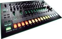 Драм-машина Roland Aira TR-8Акустика &amp; Hi-fi<br>Большая ручка настройки темпаКнопка Tap TempoРучки функций Fine и Shuffle4 вариаций дробей: 8-е 16-е VARI 1 и VARI 216 настраиваемых вариаций тембров из 11 уникальных инструментов2 аналоговых выхода (Stereo)Эфекты управления Gate Reverb&amp;nbsp;и DelayВозможность подлючения внешних устройствУдобное создание пользовательских паттернов до 32 шагов<br><br>Дисплей: LED<br>Вес: 1.9 кг<br>Размеры: 400х260х65<br>Напряжение питания:: 1,000 mA<br>Входы: USB, Midi<br>Выходы: 2 аналоговых