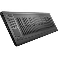 Midi клавиатура Roli Seaboard Rise 49Акустика &amp; Hi-fi<br>отличная реакция на прикосновения пальцев, возможность записи новых треков интуитивноволнообразные клавишивозможность работы со многими видами синтезатороввстроенная батареяBluetooth и USB-портыподходящие системные особенности ПК: os x 108+ / windows 7+ / ios 7+, intel core i5 25 гигагерц и более; оперативная память &amp;ndash; 4 Гб (минимум), рекомендованная оперативка &amp;ndash; 8 Гб<br><br>Встроенная память: 2Гб<br>Цвет: Черный<br>Вес: 5,5 кг<br>Размеры: 834 x 210 x 23 мм<br>Время автономной работы:: до 8 часов<br>ПО в комплекте: Equator<br>Входы: USB