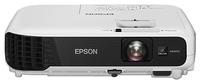 Мультимедийный проектор Epson EB-X31Мультимедийные проекторы<br>Проектор Epson EB-X31 рекомендован для установки в учебных аудиториях, конференц-залах, офисах и школах.ОсобенностиТехнология: LCD: 3 х 0.55 P-Si TFTРазрешение: XGA (1024х768)Яркость: 3200 ANSI lmКонтрастность: 15000:1Зум 1,2х (оптический)Передача изображения по беспроводной сети Wi-fi (опционально)Автоматическая коррекция вертикальных трапецеидальных искаженийРучная коррекция горизонтальных трапецеидальных искаженийФункция Quick CornerВозможность просмотра изображений и видео напрямую с USB носителейФункция копирования настроек и обновления прошивки через USBUSB Display 3-в-1 &amp;ndash; передача изображения, звука и сигналов управления по USB кабелюФункция Split ScreenПрямое подключение к документ-камере Epson ELPDC06Встроенный динамик 1 ВтФронтальный вывод теплаМоментальное выключениеВес: 2,4 кг<br><br>Объектив: Стандартный<br>Тип устройства: LCD x3<br>Класс устройства: портативный<br>Рекомендуемая область применения: для офиса<br>Реальное разрешение: 1024x768