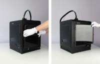 Боковые крышки для Zortrax M200Запчасти для 3D Принтера<br>Боковые крышки для Zortrax M200:Цвет:&amp;nbsp;ЧерныйМодель:&amp;nbsp;Zortrax M200<br><br>Цвет: Черный<br>Модель: Zortrax M200