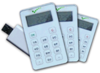 Система голосования OptiVote LCD(радиоканал), комплект на 16 пользователейСистемы опроса и тестирования<br><br>