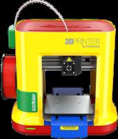 3D принтер da Vinci miniMaker3D Принтеры<br>Максимальный размер печати: 150X150X150 ММПлатформа: без подогреваМатериал печати: PLAРазмер: 390 X 335 X 360 ММТолщина печати: от 100 микрон<br><br>Толщина слоя: 100 микрон<br>Платформа: без подогрева<br>Страна производитель: Тайвань