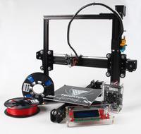 3D принтер Tevo Tarantula I33D Принтеры<br>Модель продается в разобранном ввиде.&amp;nbsp;Все необходимые инструменты входят в этот комплект для досборки. Сама сборка занимает от 2 до 4 часов. Также, в комплект входят SD карта и катушка пластика!Технические характеристики:Разрешение слоя:50 мкмСкорость печати&amp;nbsp;:150 мм / секОбласть печати :200х200х200 мм.Материал:Полностью металлический ЭкструдерВид материала&amp;nbsp;:PLA, ABS, PETG, ПВА и гибкие нитиМатериал спецификации:1.75мм в диаметреТочностьпозиционирования:Z 0.004мм, XY 0.012ммКоличество головок&amp;nbsp;:ОднаДиаметр сопла:&amp;nbsp;0,4 мм (настраивается 0.3мм / 0.2мм)Рекомендуемая температура экструдера:&amp;nbsp;210С (максимум может быть установлена равной 260C).Температура нагрева стола:60-120 C.Подключение:&amp;nbsp;TF карта или USBФормат файла печати:&amp;nbsp;STL, G-кодСовместимость:&amp;nbsp;Windows, Linux, Mac&amp;nbsp;Вес устройства:&amp;nbsp;7,5 кг&amp;nbsp;Размер 3D принтера:&amp;nbsp;430х440х400 ммРазмер упаковки:440х340х190мм&amp;nbsp;<br>