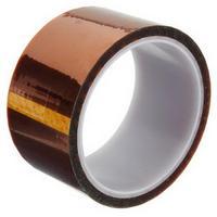 Термостойкий скотч Kapton Tape (50 ММ)Пленки и скотч<br>Термостойкий скотч Kapton Tape (50 мм)Ширина: 50 ммДлина: 33 мМакс.температура: 300 СВес (в упаковке): 0.1 кг<br><br>Цвет: Коричневый<br>Страна производитель: Китай<br>Вес (в упаковке): 0.1 кг<br>Ширина: 50 мм<br>Длина: 33 м<br>Макс.температура: 300 С