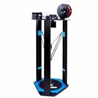 3D Принтер Tevo Delta Little Monster3D Принтеры<br>Кол-во экструдеров:&amp;nbsp;1Область построения (мм):340x340x500Толщина слоя: 50микронТолщина нити:&amp;nbsp;1.75 ммРасходники:&amp;nbsp;ABS, Углеродное волокно, PETG, PLA, PVAПлатформа:&amp;nbsp;с подогревомГарантия:&amp;nbsp;1 год.Поставляется полностью разобранный!<br><br>Кол-во экструдеров: 1<br>Область построения (мм): 340x340x500<br>Толщина слоя: 50 микрон<br>Толщина нити: 1,75 мм<br>Расходники: PLA, ABS,нейлон, гибкий PLA и PVA<br>Платформа: с подогревом<br>Гарантия: 1 год<br>Страна производитель: Китай<br>Диаметр сопла (мм): 0,4 мм<br>Скорость печати: 20-150 мм\с<br>Вес: 38 кг<br>Технология печати: FDM
