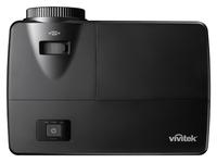 Мультимедийный проектор Vivitek DX255Мультимедийные проекторы<br>Мультимедийный проектор Vivitek DX255&amp;nbsp; создан для использования в образовательных учреждениях, но также подойдет для дома или офиса.<br><br>Объектив: Стандартный<br>Тип устройства: DLP<br>Класс устройства: ультрапортативный<br>Рекомендуемая область применения: для офиса<br>Реальное разрешение: 1024x768