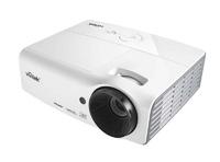 Мультимедийный проектор Vivitek D555WHМультимедийные проекторы<br>Проектор Vivitek D555WH рекомендован для установки в учебных аудиториях, конференц-залах, офисах и школах.Vivitek D555WH&amp;nbsp;выполнен по технологии DLP с разрешением 1024x768 предлагая отличное качество изображения, глубокие, естественные цвета и конечно поддержку 3D. Проектор Vivitek D555WH в компактном корпусе позволяет легко переносить его из одной аудитории в другую, а встроенный динамик добавит вашим презентациям еще больше динамичности.<br><br>Объектив: Стандартный<br>Тип устройства: DLP<br>Класс устройства: портативный<br>Рекомендуемая область применения: для офиса<br>Реальное разрешение: 1024x768