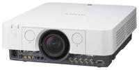 Мультимедийный проектор Sony VPL-FX35Мультимедийные проекторы<br>Проектор Sony VPL-FX35 рекомендован для установки в учебных аудиториях, конференц-залах, офисах и школах.<br><br>Объектив: Стандартный<br>Тип устройства: LCD x3<br>Класс устройства: стационарный<br>Рекомендуемая область применения: для офиса<br>Реальное разрешение: 1024x768