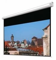 Экран с электроприводом Classic Lyra (4:3) 206x210 (E 200x150/3 MW-M8/W ED)Экраны с электроприводом <br>ОсобенностиТихий и надежный электромоторЦилиндрический корпус для небольших размеров экрановЧерная рамка вокруг изображенияБольшой выбор размеров и форматовПроводной пульт и пульт ДУ в комплектеТочная установка высоты полотна, благодаря Extra drop<br><br>Тип : Настенный<br>Способ проецирования: Прямая проекция<br>фориат: 4:3<br>тип покрытия: белое матовое