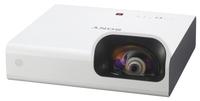 Мультимедийный проектор Sony VPL-SX236Мультимедийные проекторы<br>Короткофокусный проектор Sony VPL-SX236 отлично подойдет для использования с интерактивной доской.<br><br>Объектив: Короткофокусный<br>Тип устройства: LCD x3<br>Класс устройства: стационарный<br>Рекомендуемая область применения: для интерактивной доски<br>Реальное разрешение: 1024x768