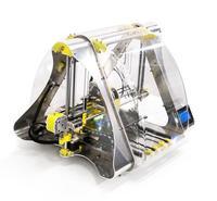 3D Принтер Zmorph 2.0 Toolheads 73D Принтеры<br>3D Принтер Zmorph 2.0 Toolheads 7:Вес принтера: 25 кгГабаритные размеры: 530 мм x 555 мм x 480 ммРабочий объем: 250 мм x 235 мм x 165 ммРекомендуемая скорость печати: 60-150 мм/секЦвета в наличии: черный, красный, синий, зеленый, белый и желтыйМатериалы для печати: PLA, ABS, Laywood, нейлон, Stick filament, BandLay, резина, керамика, кексовое тесто, шоколад и т.д.; толщина нити 1,75 и 3 мм.<br><br>Вес: 25 кг<br>Размеры (ДхШхГ): 530x555x480 мм<br>Расходники: PLA, ABS, Laywood, нейлон, Stick filament, BandLay, резина, керамика, кексовое тесто, шоколад и т.д.<br>Толщина нити: 1,75/3 мм<br>Скорость печати: 60-150 мм/сек<br>Область печати: 250x235x165 мм