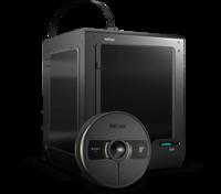 3D принтер  Zortrax m3003D Принтеры<br>Максимальный размер печати: 300 &amp;times; 300 &amp;times; 300 ммПлатформа: подогреваемаяМатериал мечати: Z-FilamentТолщина: до 800 микронДиаметр пластика: 1.75мм<br><br>Кол-во экструдеров: 1<br>Область построения (мм): 300х300х300<br>Толщина слоя: 25 микрон<br>Толщина нити: 1,75 мм<br>Расходники: PLA, ABS,нейлон, гибкий PLA и PVA<br>Платформа: с подогревом<br>Гарантия: 1 год<br>Страна производитель: Польша
