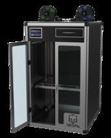 3D принтер 3D-Зверь 3.03D Принтеры<br>3D-принтер Зверь&amp;nbsp;создан для использования в коммерческих целях.Область печати: 600*600*800 мм.<br><br>Кол-во экструдеров: 2<br>Область построения (мм): 600х600х800<br>Толщина слоя: 25 микрон<br>Толщина нити: 1,75 мм<br>Расходники: ABS,PLA, Hips, SBS, neylon<br>Платформа: с подогревом<br>Гарантия: 1 год<br>Страна производитель: Россия